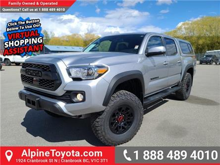 2021 Toyota Tacoma Base (Stk: X267564) in Cranbrook - Image 1 of 28