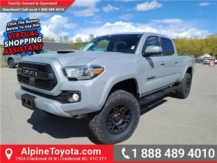 2021 Toyota Tacoma Base (Stk: X062070) in Cranbrook - Image 1 of 25