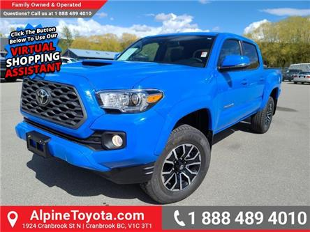 2021 Toyota Tacoma Base (Stk: T030849) in Cranbrook - Image 1 of 27