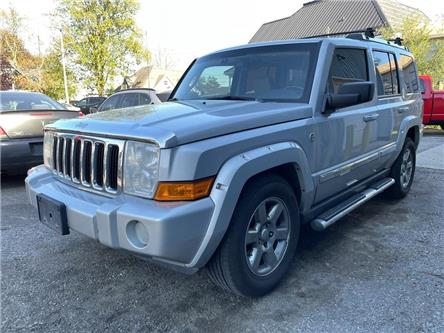 2007 Jeep Commander Limited (Stk: 75065) in Belmont - Image 1 of 29