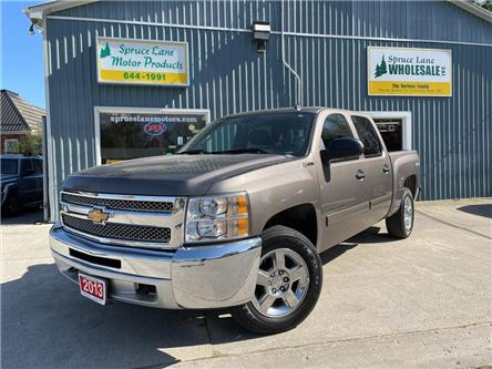 2013 Chevrolet Silverado 1500 Hybrid Base (Stk: 71966) in Belmont - Image 1 of 24