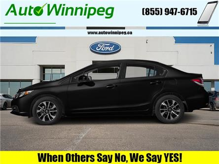 2015 Honda Civic EX (Stk: 21101A) in Winnipeg - Image 1 of 15