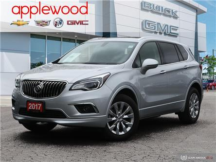 2017 Buick Envision Essence (Stk: 92818P) in Mississauga - Image 1 of 27
