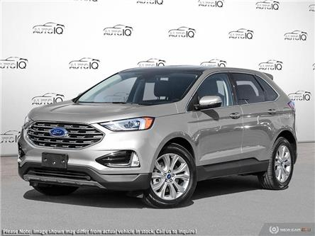 2021 Ford Edge Titanium (Stk: 21D2710) in Kitchener - Image 1 of 23