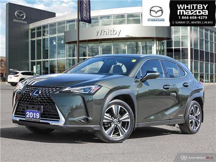 2019 Lexus UX 250h Base (Stk: 210062A) in Whitby - Image 1 of 27