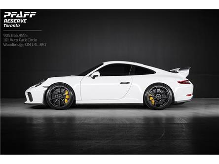 2018 Porsche 911 GT3 (Stk: AL001) in Woodbridge - Image 1 of 21