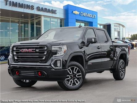 2021 GMC Sierra 1500 AT4 (Stk: 21596) in Timmins - Image 1 of 23