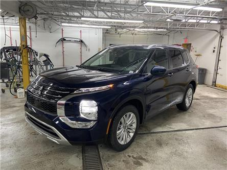 2022 Mitsubishi Outlander SE S-AWC! TOUCHPAD CONTROLLER! 3 ROWS! MOONROOF! (Stk: DCSM4528) in Rexton - Image 1 of 17