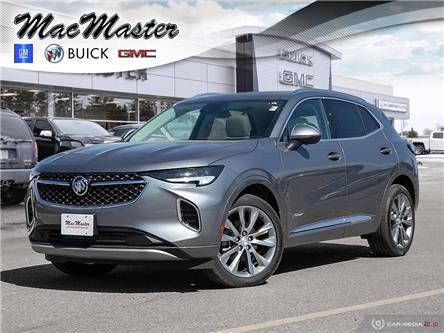 2021 Buick Envision Avenir (Stk: 21529) in Orangeville - Image 1 of 29