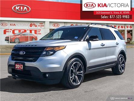 2013 Ford Explorer Sport (Stk: TE21-326A) in Victoria - Image 1 of 24