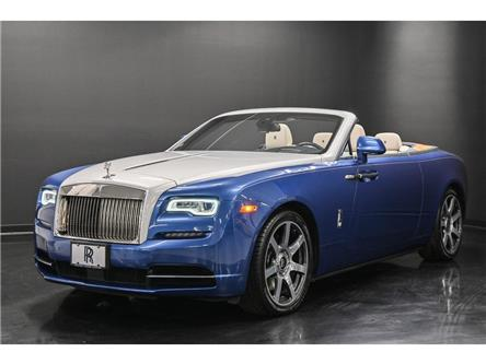 2017 Rolls-Royce Dawn Convertible - Just Arrived! (Stk: P0865) in Montreal - Image 1 of 30
