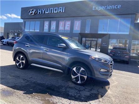 2017 Hyundai Tucson SE (Stk: N1136A) in Charlottetown - Image 1 of 10