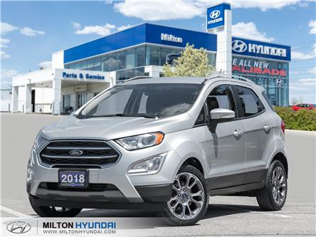 2018 Ford EcoSport Titanium (Stk: 159735) in Milton - Image 1 of 21