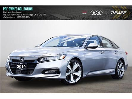 2019 Honda Accord Touring 2.0T (Stk: T19649A) in Woodbridge - Image 1 of 8