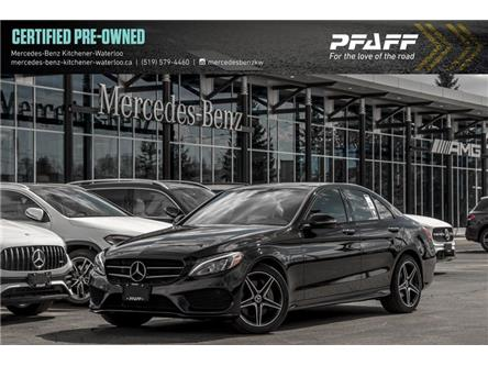 2018 Mercedes-Benz C-Class Base (Stk: K4343) in Kitchener - Image 1 of 23