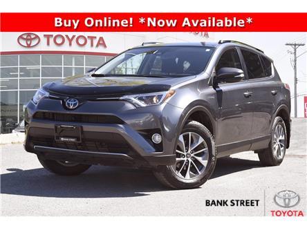 2018 Toyota RAV4 Hybrid LE+ (Stk: 19-29132A) in Ottawa - Image 1 of 23