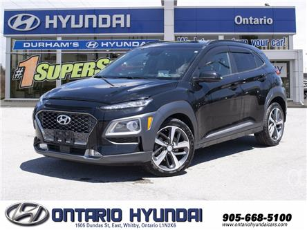 2018 Hyundai Kona 1.6T Ultimate (Stk: 71742A) in Whitby - Image 1 of 20