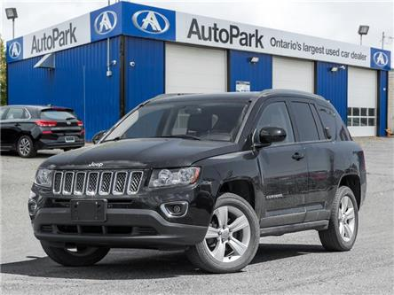 2017 Jeep Compass Limited (Stk: 17-97456T) in Georgetown - Image 1 of 18