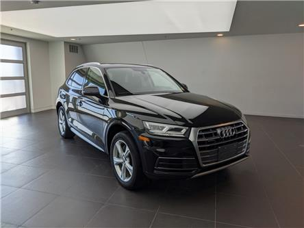 2018 Audi Q5 2.0T Progressiv (Stk: L10197) in Oakville - Image 1 of 18