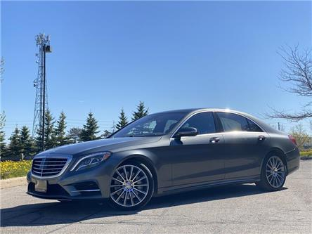 2017 Mercedes-Benz S-Class Base (Stk: B21159-1) in Barrie - Image 1 of 21