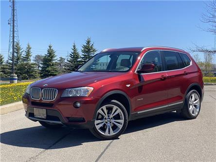 2014 BMW X3 xDrive35i (Stk: B21169T1) in Barrie - Image 1 of 17