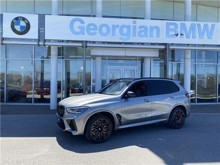 2021 BMW X5 M Competition (Stk: B21144) in Barrie - Image 1 of 17