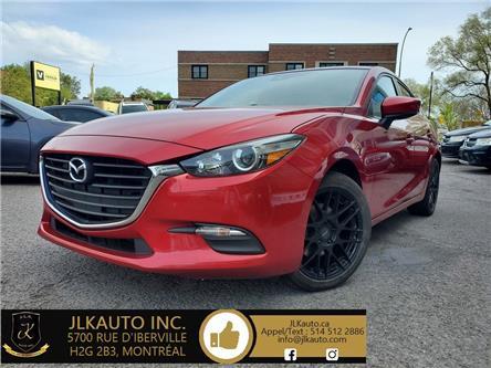 2017 Mazda Mazda3 Sport GS (Stk: K573A) in Montréal - Image 1 of 19