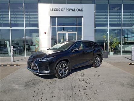 2021 Lexus RX 450h Base (Stk: L21353) in Calgary - Image 1 of 13