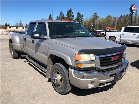 2004 GMC LT DUTY 3500 4X4 CREW CAB PICK  (Stk: 8679-21A) in Sault Ste. Marie - Image 1 of 2