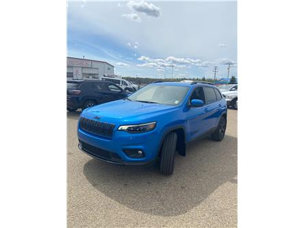 2021 Jeep Cherokee Altitude (Stk: MT083) in Rocky Mountain House - Image 1 of 28