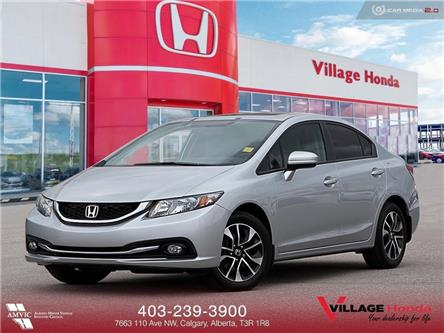 2014 Honda Civic EX (Stk: CL0448A) in Calgary - Image 1 of 27