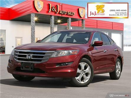 2010 Honda Accord Crosstour EX-L (Stk: J21043-1) in Brandon - Image 1 of 26