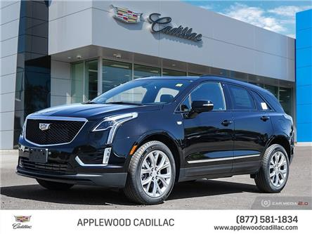 2021 Cadillac XT5 Sport (Stk: K1B033) in Mississauga - Image 1 of 21