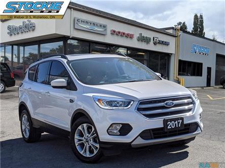 2017 Ford Escape SE (Stk: 36448) in Waterloo - Image 1 of 28