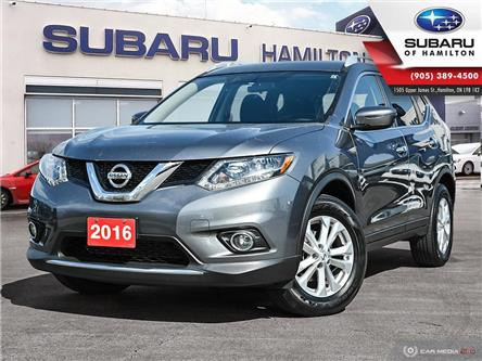 2016 Nissan Rogue SV (Stk: S8910A) in Hamilton - Image 1 of 29