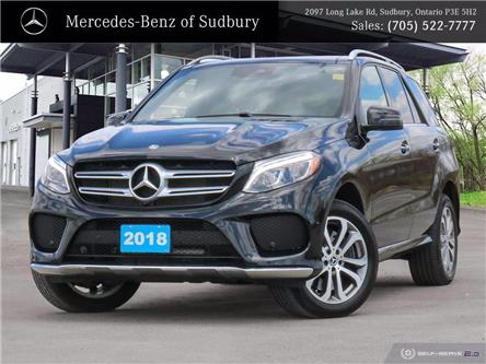 2018 Mercedes-Benz GLE 400 Base (Stk: M21072A) in Sudbury - Image 1 of 30