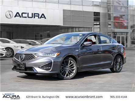 2020 Acura ILX Tech A-Spec (Stk: 20176) in Burlington - Image 1 of 29