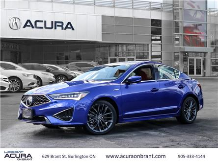 2020 Acura ILX Tech A-Spec (Stk: 20180) in Burlington - Image 1 of 24