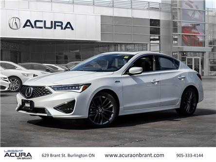 2021 Acura ILX Tech A-Spec (Stk: 21149) in Burlington - Image 1 of 27