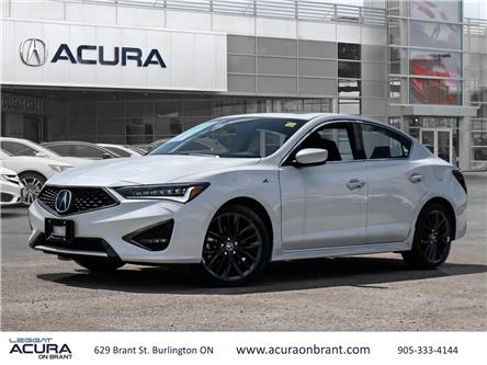 2021 Acura ILX Premium A-Spec (Stk: 21159) in Burlington - Image 1 of 27