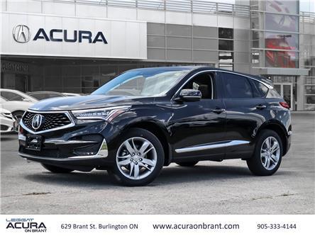 2021 Acura RDX Platinum Elite (Stk: 21192) in Burlington - Image 1 of 30