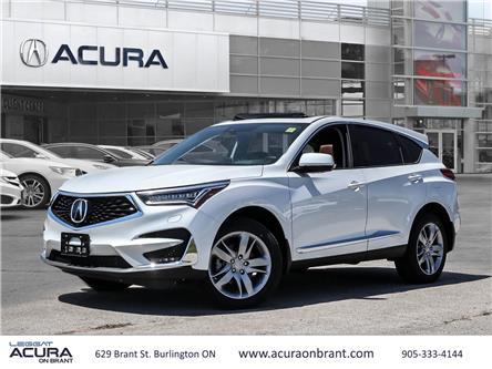 2021 Acura RDX Platinum Elite (Stk: 21193) in Burlington - Image 1 of 30