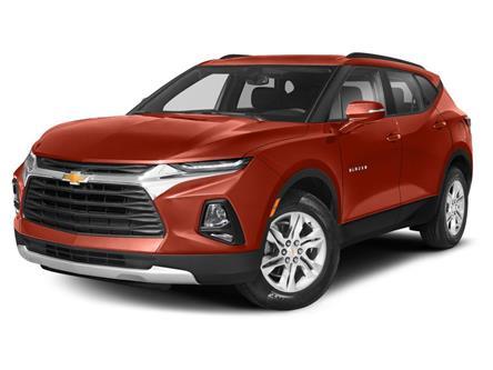 2021 Chevrolet Blazer True North (Stk: MS553738) in Creston - Image 1 of 9