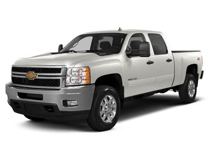 2013 Chevrolet Silverado 2500HD LTZ (Stk: 40941M) in Creston - Image 1 of 10