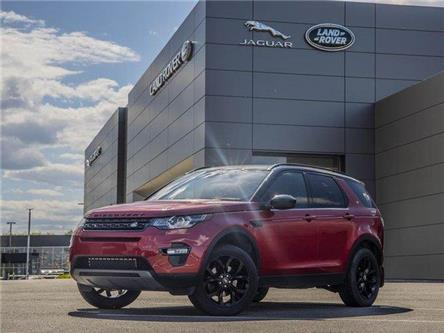 2017 Land Rover Discovery Sport HSE (Stk: 20260A) in Ottawa - Image 1 of 20