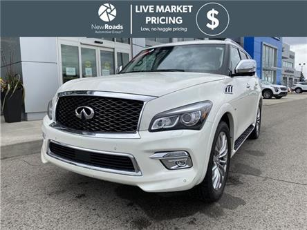 2015 Infiniti QX80 Limited 7 Passenger (Stk: N15362) in Newmarket - Image 1 of 28