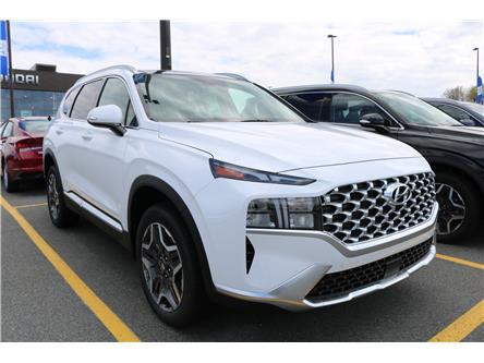 2021 Hyundai Santa Fe HEV Preferred w/Trend Package (Stk: 16716) in Saint John - Image 1 of 17