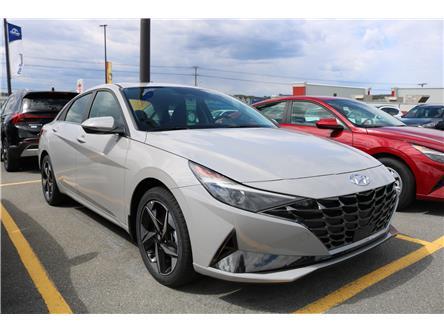 2021 Hyundai Elantra Ultimate (Stk: 12178) in Saint John - Image 1 of 18