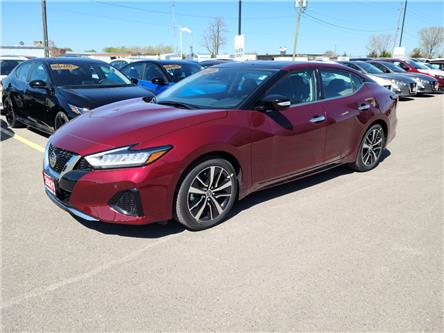 2021 Nissan Maxima SL (Stk: M0178) in Chatham - Image 1 of 8