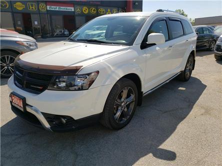 2014 Dodge Journey Crossroad (Stk: 269950) in Toronto - Image 1 of 17